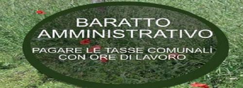 Barter Amministrativo o Comunale by Dr. Niko Allegretti
