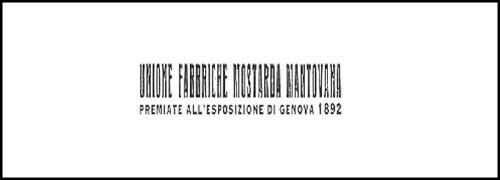 New Entry: Unione Fabbriche Mostarda