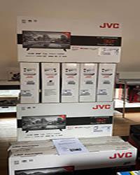 Stock & Cash: JVC TV 32 Pollici