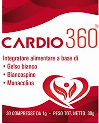 Stock & Cash: Integratore Cardio 360