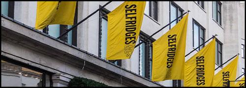 New Entry: Selfridges & Co. London